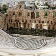 Stock Photo: Odeon of Herodes Atticus is stone theatre,Acropolis, Athen
