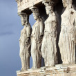 Stock Photo: Erechtheum is ancient Greek temple in Acropolis