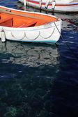 小型漁船 — ストック写真