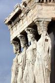 Erechtheum, ancient Greek temple — Stock Photo