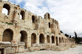 Theatre Odeon of Herodes Atticus — Stock Photo