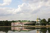 Museum manor Kuskovo, Moscow — Stock Photo