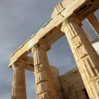 Parthenon is a temple of the Greek — Stock Photo