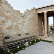Stock Photo: Erechtheum is ancient Greek temple