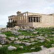 Erechtheum, Acropolis of Athens in Greece — Foto Stock