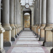 Foto Stock: Colonnade
