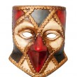Royalty-Free Stock Photo: Italian mask