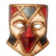 Italian mask — Stock Photo