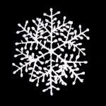 Snowflake — Stock Photo