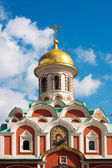 Kazan Cathedral is a Russian Orthodox church — Stock Photo