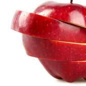 Red apple — Photo