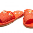 Stock Photo: Slippers