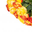 Bouquet of roses — Stock Photo