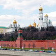 Moscow Kremlin Wall — Stock Photo #4742673
