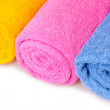 Towels - Foto Stock