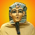Egyptian mask — Stock Photo