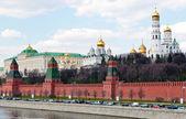 Mur de kremlin de moscou — Photo