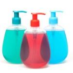 Liquid soap — Stock Photo