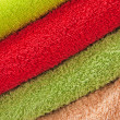 Color Towels - Foto de Stock  