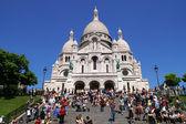 Sacre coeur — Foto Stock