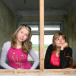 Two girls — Stock Photo #4917591
