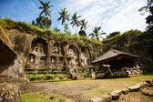 Central Bali temple — Stock Photo