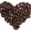 I Love Coffee — Stock Photo