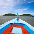 Stock Photo: Traditional Thai boat