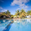 Luxury Resort — Stockfoto