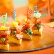 Party snack — Foto de stock #4688017