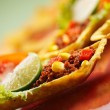 Texmex Tortillas - Foto de Stock