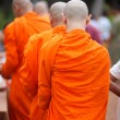 Buddhist monks - Stock Photo
