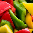 Sweet peppers - Stock Photo