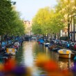 Amsterdam — Stock Photo #4691530
