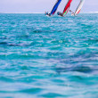 Regatta — Stockfoto