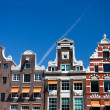 Amsterdam Houses — Stock Photo #4694440