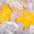 Ice Stars — Stock Photo