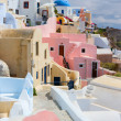 Santorini view — Stockfoto