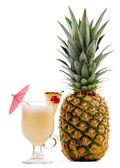 Cocktail de pina colada — Fotografia Stock