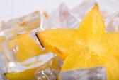 Estrellas de hielo — Foto de Stock