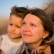 Mother and son — Stock Photo #4730127