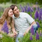 Romantic couple — Stock Photo #4730532