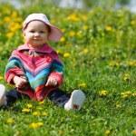 Spring Baby — Stock Photo #4730600