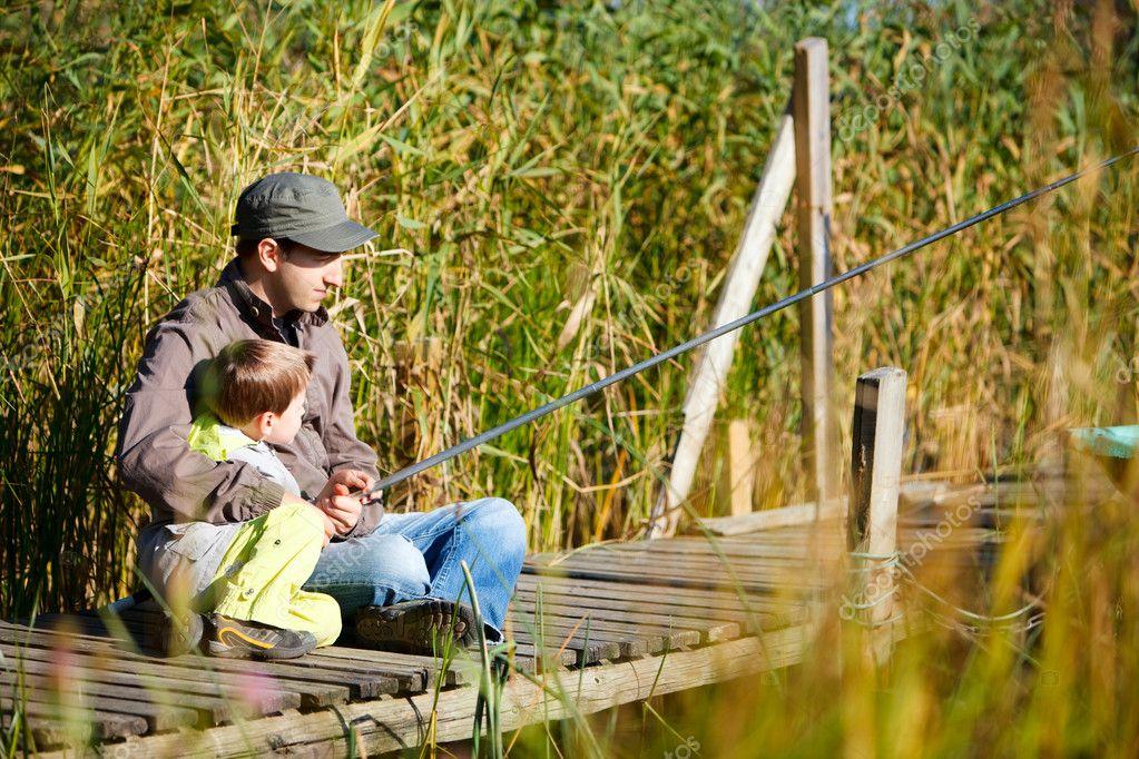 смартфон на рыбалке