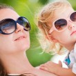 Mother and daughter portrait — Stock Photo #4806074