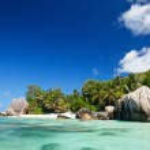 Anse Source d'Argent beach — Stock Photo #5167532