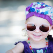 Adorable toddler girl - Lizenzfreies Foto
