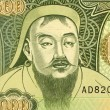 Genghis Khan — Stock Photo