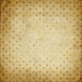 Vintage background with dots — Stock Photo