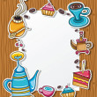 Coffee backgrounds - Stock Vector